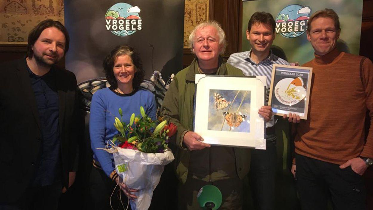 Winnaar_Hans_Gartner Frater Willibrordus Prijs