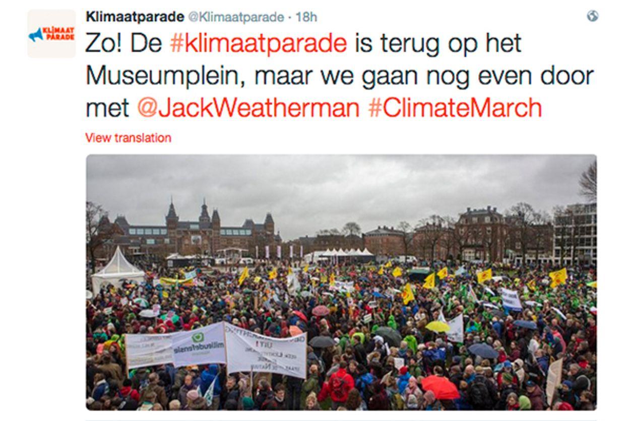 tweet-klimaatparade