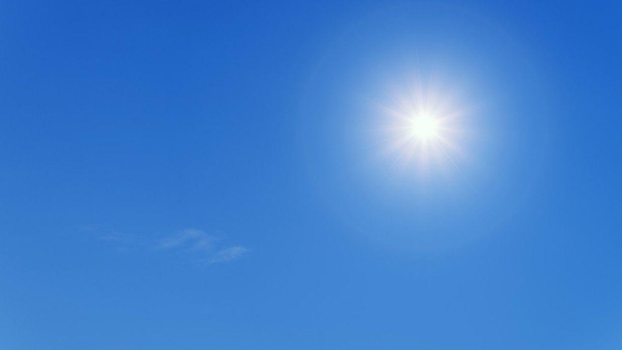 Afbeelding van Warmste 5 april ooit gemeten
