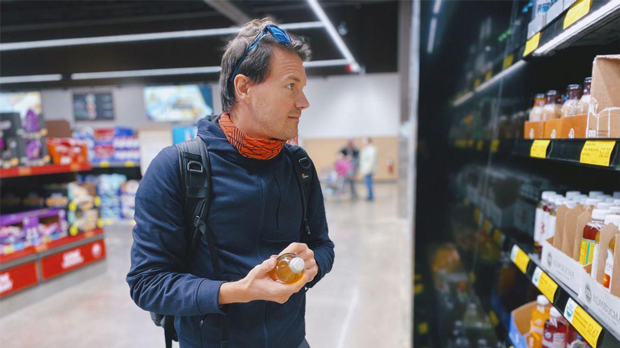 Afbeelding van Boeren starten stickeractie in supermarkten