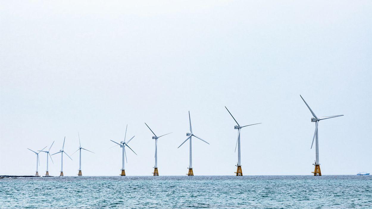 Afbeelding van Nieuw windpark op Maasvlakte helpt ministerie aan groene stroom