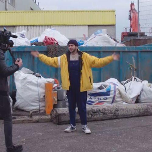 Afbeelding van Verminder plastic in de Noordzee