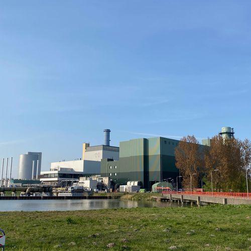 Afbeelding van Demonstratie biomassacentrale Diemen gaat online door