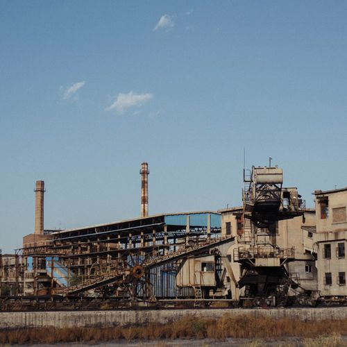 Afbeelding van Coronavirus legt vervuilende Chinese fabrieken stil